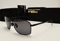 02bf73ac9e9d Мужские солнцезащитные очки Porsche Design 8643 цвет черный