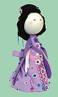 К-007 Набор для изготовления куклы Чарівна Мить (Мико)