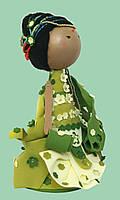 К-008 Набор для изготовления куклы Чарівна Мить (Деви-Даси)