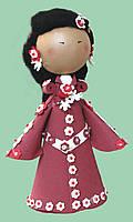 К-009 Набор для изготовления куклы Чарівна Мить (Сафо)