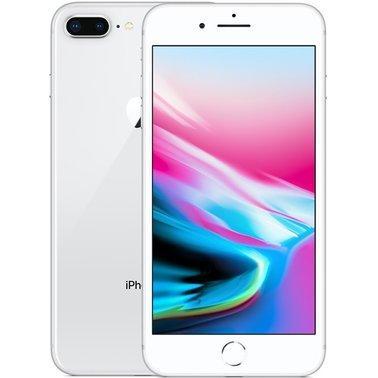 Телефон Apple iPhone 8 Plus Silver,Серебристый