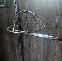 Крючок для шапок на перемичку європейського торгового обладнання, фото 1