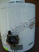 Новый газовый бойлер 50 литров (Италия), водонагреватель газовый емкосной бойлер 50л