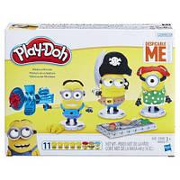 Play-Doh Despicable Me Make A Minion Set плей до Гадкий Я Создай миньона