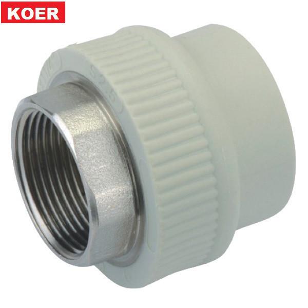 Муфта с внутреней резьбой под ключ 50x1.1/2 Koer K0092.PRO