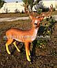 Садовая фигура Олень стоячий, фото 3