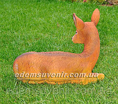 Садовая фигура Олениха, фото 3