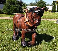 Садовая фигура Лошадь (Ср), фото 1