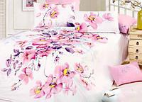 Комплект постельного белья Le Vele Elche сатин 220-200 см, фото 1