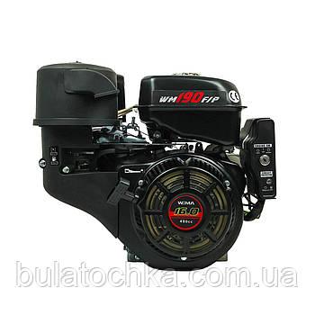 Двигун WEIMA(Вейма) WM190FE-L(16р.с.під шпонку з редуктором)