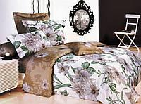 Комплект постельного белья Le Vele Basuri сатин 220-200 см, фото 1