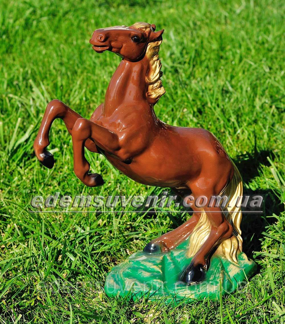 Садовая фигура Лошадь Мустанг