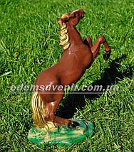 Садовая фигура Лошадь Мустанг, фото 3