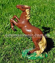 Садовая фигура Лошадь Мустанг, фото 2