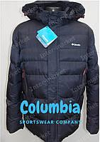 Фирменная мужская куртка Сolumbia зимняя сезон  2018/2019