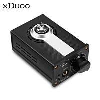 XDuoo TA - 01 Портативный гигабитный тюнер Аудиоусилитель для наушников - Чёрный