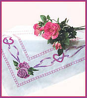 Набір для вишивки скатертини хрестиком Чарівна Мить СК-14
