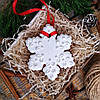 Пряники с логотипом Снежинка, фото 2