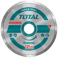 Акс.інстр TOTAL TAC2121153 Алмазний диск по плитці, 115х22.2мм.