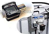 Электронный счетчик для ad-blue ( мочевины, карбамида, воды ) К24 UREA (6-100л/мин) F0040710А PIUSI Италия