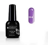 Гель-лак Starlet Professional №204 (10 мл)