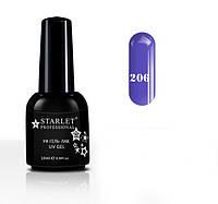 Гель-лак Starlet Professional №206 (10 мл)