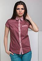 Блуза AZURI 5258-13 M Красная (2000000038100)