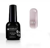 Гель-лак Starlet Professional №221 (10 мл)