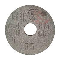 Круг шлифовальный 80х20х20 мм. серый 14А F46-80 СТ-СМ (электрокорунд)