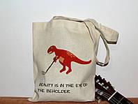 Эко-сумка из хлопка M.Yu (35x34) say01