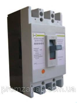 АВтоматический выключатель АВ3002/3Б 50А