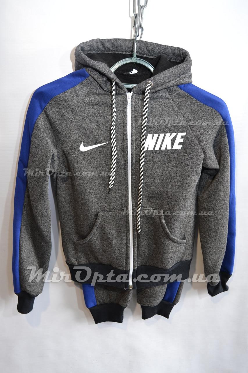 Детский спортивный костюм Nike на флисе (р. 38 - 44) купить оптом в Украине 3a6508c281f44