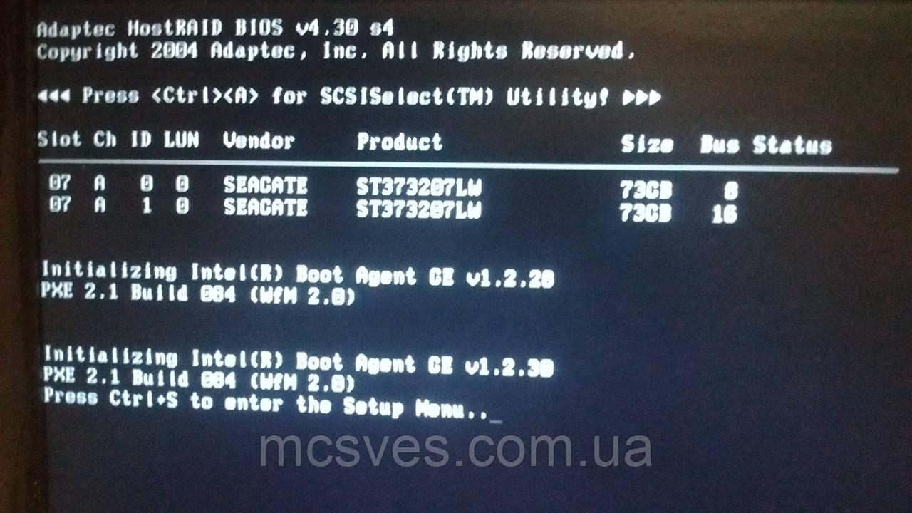 Сервер Supermicro PDSM4+ Xeon Quad X3210 6Gb 2x72GB