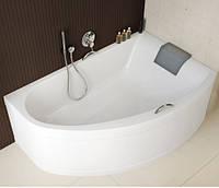 Ванна угловая асимметричная KOLO MIRRA 170x110 (правая), фото 1