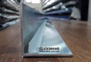 Алюминиевый профиль | Уголок равносторонний