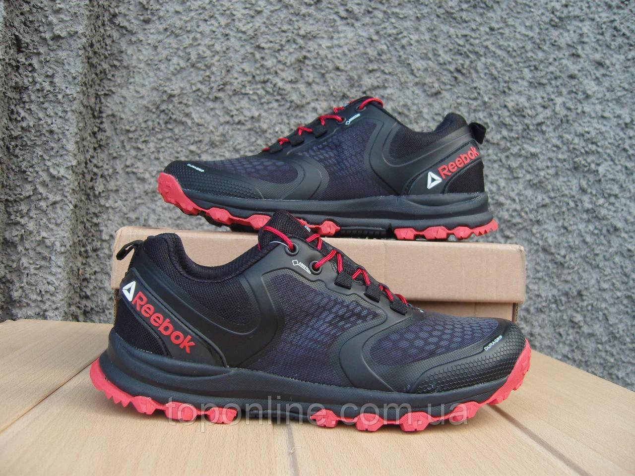 e443b0206e42 Мужские кроссовки Reebok All Terrain Extreme GTX черно серо красные -  TOP-ONLINE