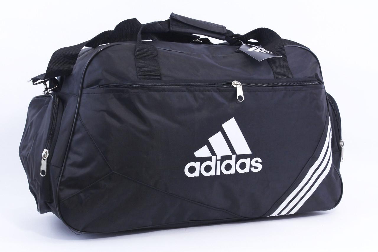 """Спортивная сумка ''Nike'', ''Adidas'' 104-3"""" (40 см) Черный"""