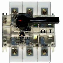Выключатель-разъединитель ВН в корпусе  3 полюса 250А  17kA  380B