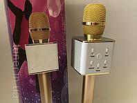 Микрофон караоке Q7, фото 1