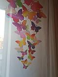 Комплект  панелек  Бабочки, 2,5м, фото 2