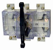 Выключатель-разъединитель ВН в корпусе  3 полюса 1600А  70kA  380B
