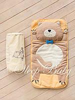 Спальный детский комплект 3 в 1 «Котик». СлипикSleepBaby