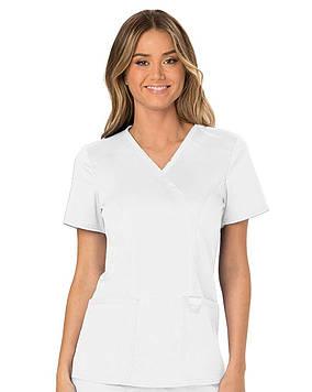 Женский медицинский костюм Cherokee Uniforms, цвет белый