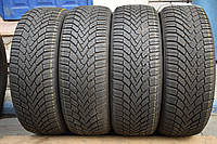 Премиальные шины 205/55 R16 Continental WinterContact TS 850, 6-7 мм, комплект б/у