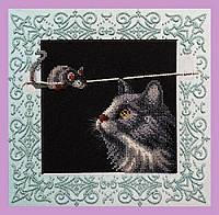Картина кошка в категории Наборы для вышивания в Украине. Сравнить ... 8957d6089f2e5
