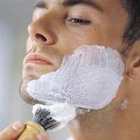 Мужской крем для бритья