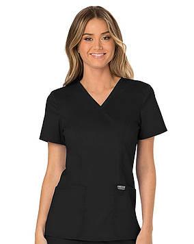 Женский медицинский костюм Cherokee Uniforms, цвет черный