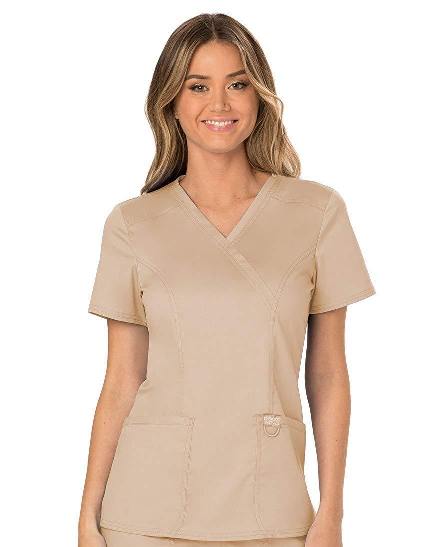 Женский медицинский костюм Cherokee Uniforms, цвет бежевый