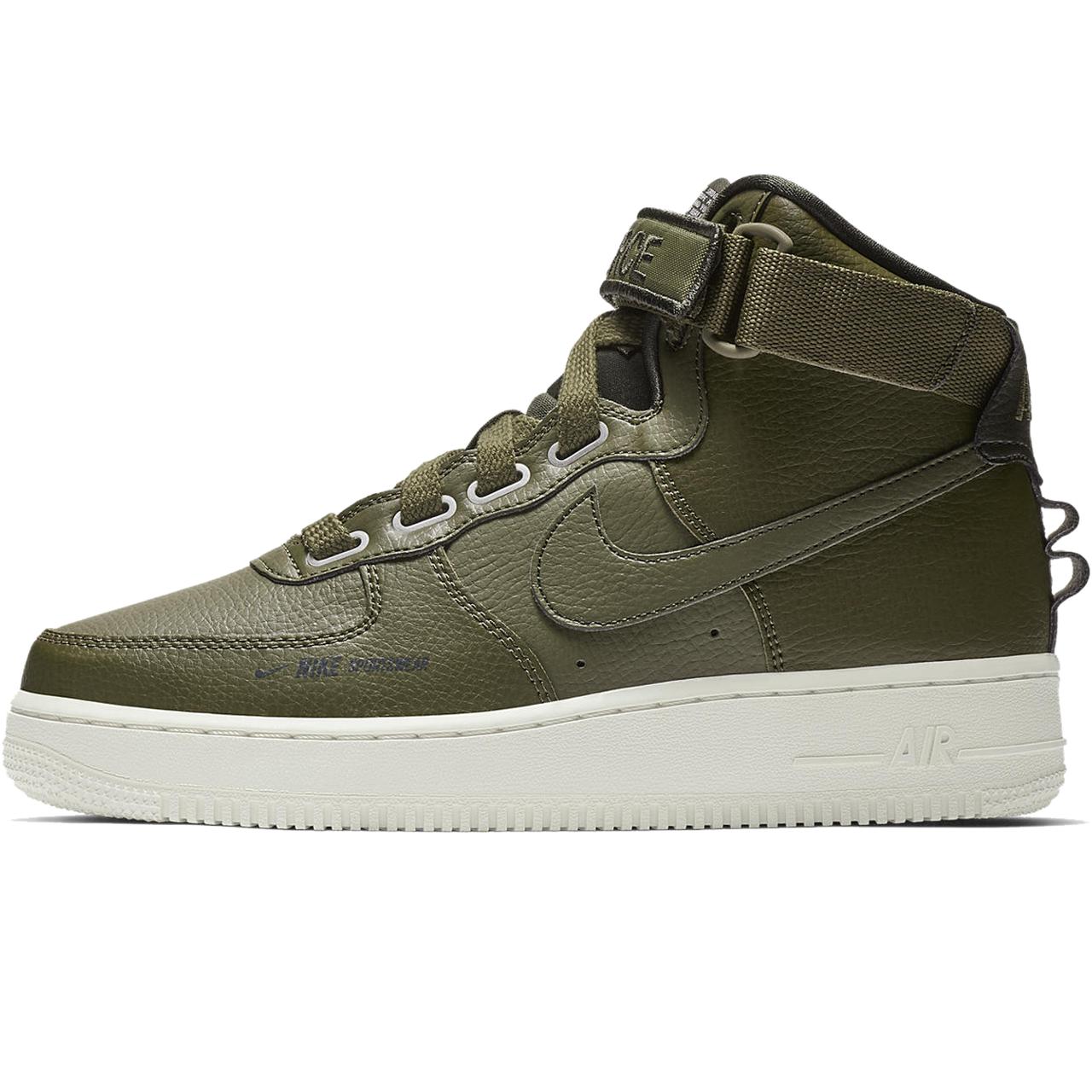 Оригинальные Женские Кроссовки Nike Air Force 1 Mid 07  — в ... eb684aeafb1