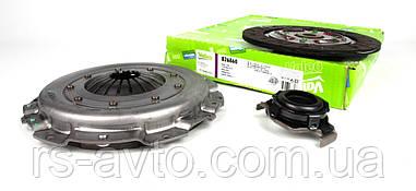 Комплект сцепления Fiat Doblo, Фиат Добло 1.3JTD 05- (d=215mm) 826860